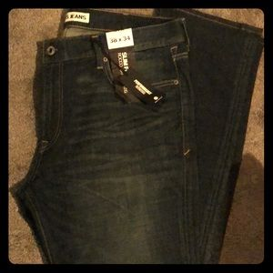 Express  slim fit performance stretch jeans 38/34